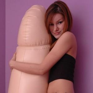 Kori loves her big cocks!