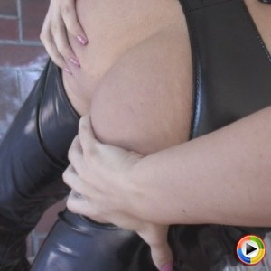 Krissy Loves To Be Spanked